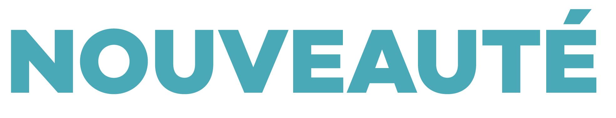 Logo nouveaute