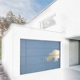 comment ouvrir une porte de garage sans électricité